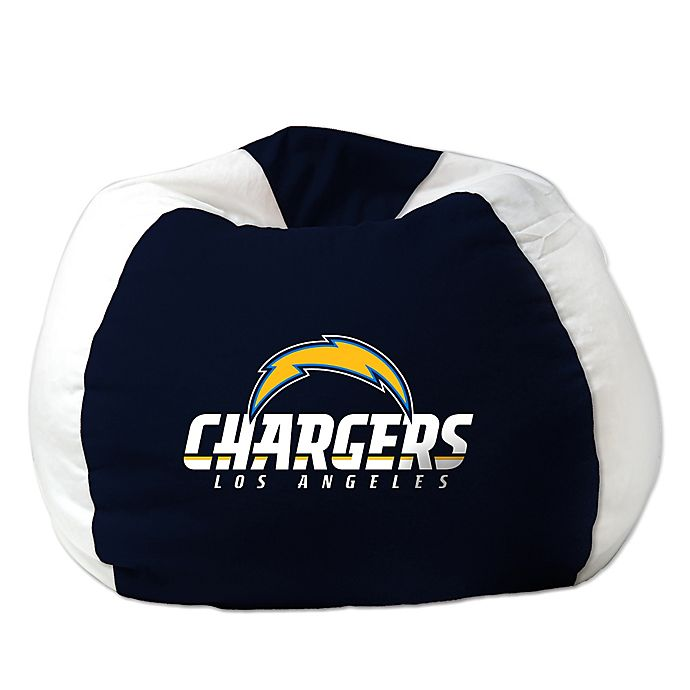 Nfl Los Angeles Chargers Bean Bag Chair By The Northwest