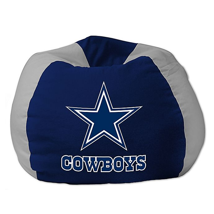Nfl Dallas Cowboys Bean Bag Chair By The Northwest Bed Bath Beyond