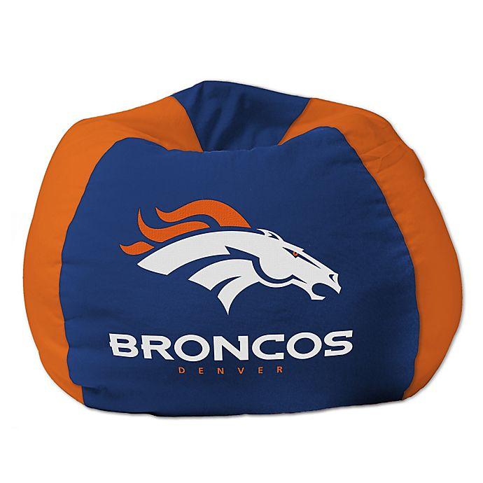 Alternate image 1 for NFL Denver Broncos Bean Bag Chair by The Northwest