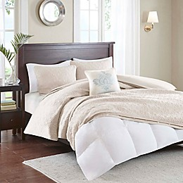 Madison Park Quebec Convertible Coverlet-to-Duvet Cover Set