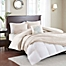 Part of the Madison Park Quebec 2-in-1 Duvet Cover Set