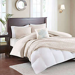 Madison Park Quebec 2-in-1 Duvet Cover Set