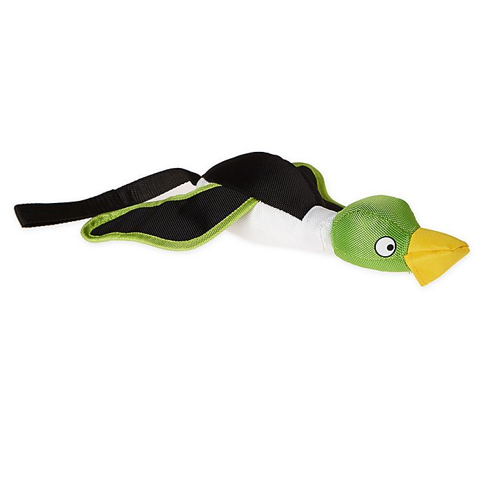 Alternate image 1 for Hyper Pet™ Flying Duck Toy in Green