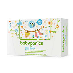 Babyganics® 120-Count Dryer Sheets