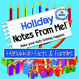 Hanukkah Holiday Notes From Me!