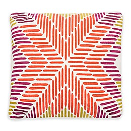 Levtex Home Ariana 20-Inch Square Throw Pillow