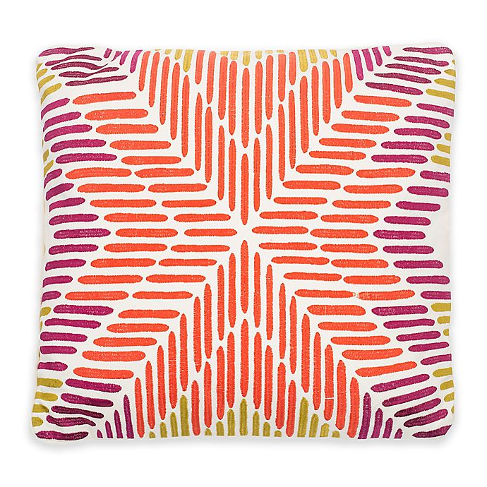 Alternate image 1 for Levtex Home Ariana 20-Inch Square Throw Pillow