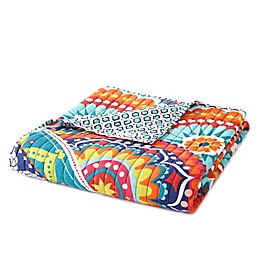 Levtex Home Serendipity Reversible Throw Blanket