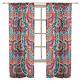 Levtex Home Serendipity 84-Inch Window Curtain Panel
