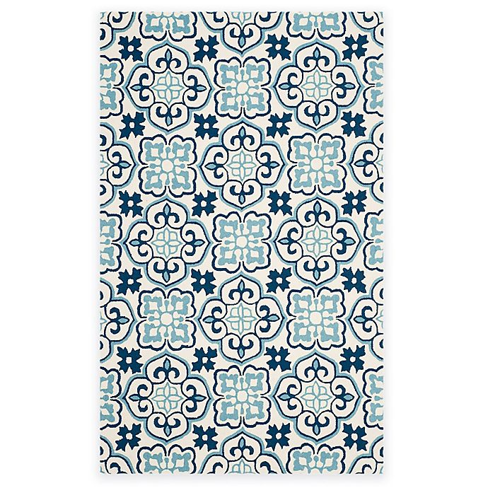 Alternate image 1 for Safavieh Four Seasons Tile Area Rug
