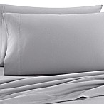The Seasons Collection® Heavyweight Flannel Standard Pillowcases in Heather Grey (Set of 2)