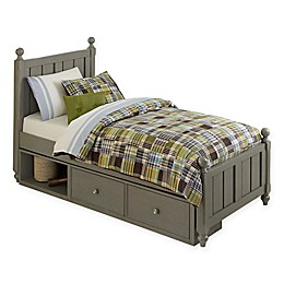 Hillsdale Kids and Teen Lake House Kennedy Panel Bed with Storage