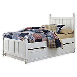 Hillsdale Kids and Teen Lake House Kennedy Panel Bed with Trundle