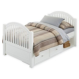 Hillsdale Kids and Teen Lake House Adrian Twin Bed with Storage