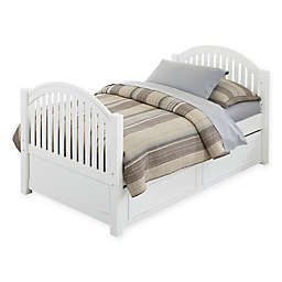 Hillsdale Kids and Teen  Lake House Adrian Twin Bed with Trundle