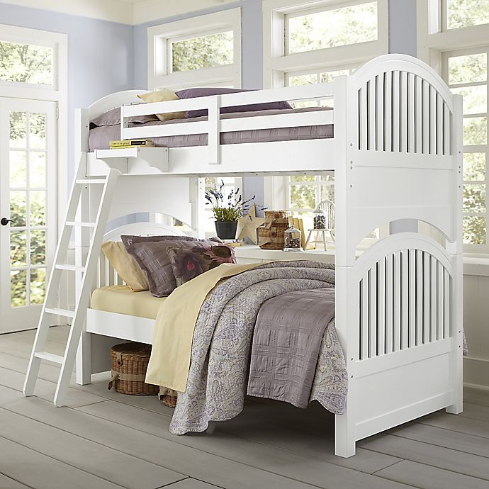 Alternate image 1 for Hillsdale Kids and Teen Lake House Adrian Bunk Twin/Twin Bed