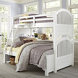Hillsdale Kids and Teen Lake House Adrian Bunk Twin/Twin Bed