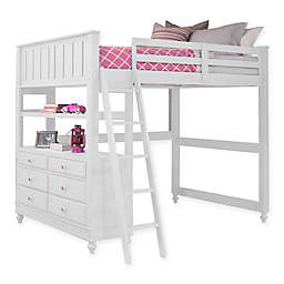 Hillsdale Kids and Teen Lake House Loft Bed