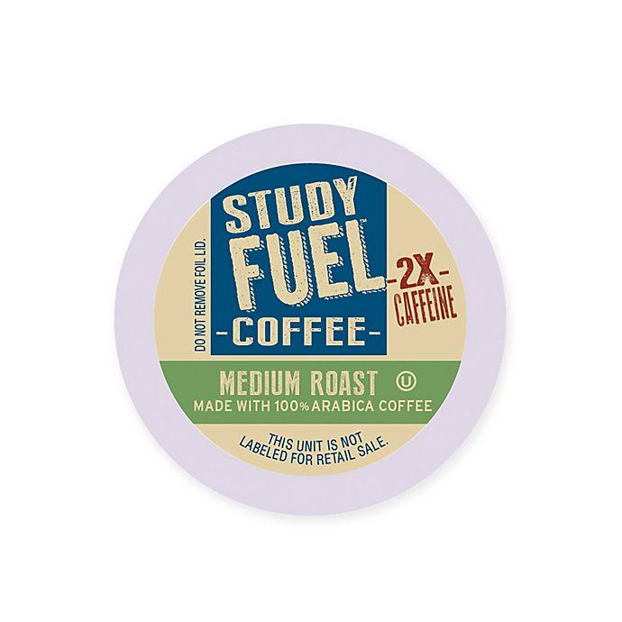 Alternate image 1 for Study Fuel® 42-Count Medium Roast Coffee