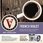 Alternate image 2 for 60-Count Victor Allen�� French Roast Coffee Pods for Single Serve Coffee Makers
