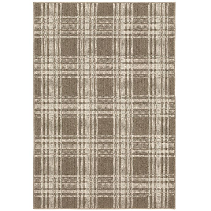 Alternate image 1 for Bee & Willow™ Plaid Rug