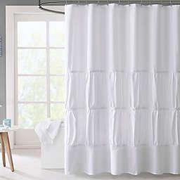 Mi Zone Mirimar Microfiber Shower Curtain