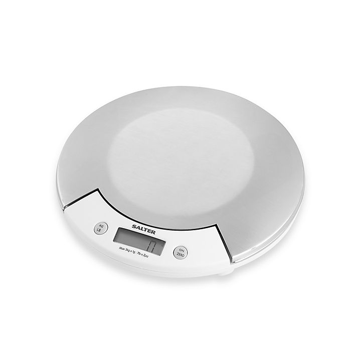 Salter Electronic Digital Scale Bed Bath Beyond