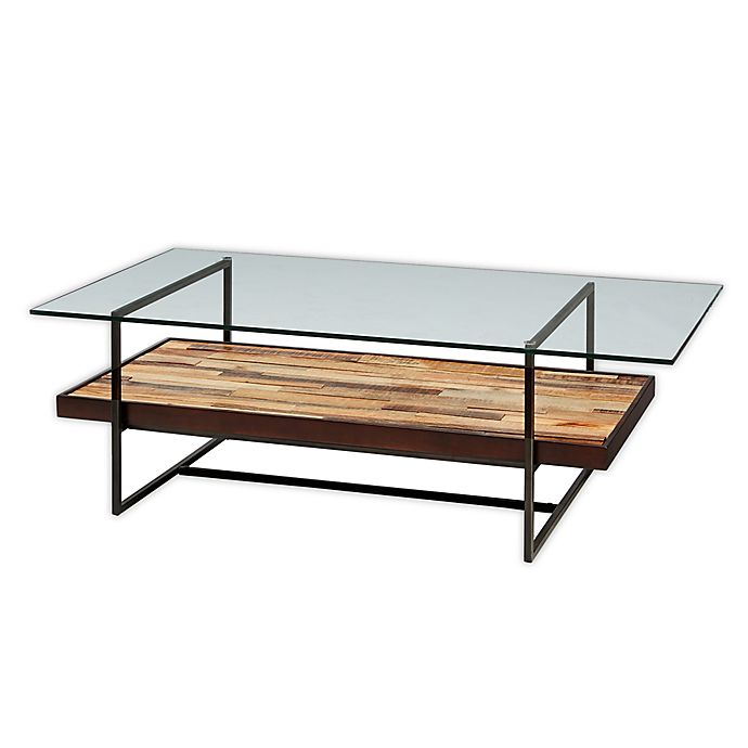 Ink Ivy Tavarua Coffee Table In Natural