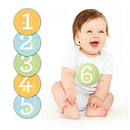 Pearhead First Year Gender Neutral Milestone Belly Stickers
