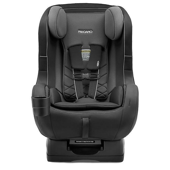 Recaro Roadster Xl Convertible Car Seat In Carbon Black