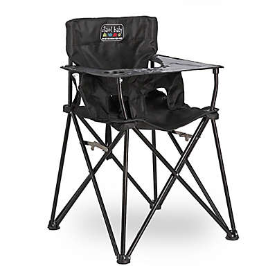 ciao! baby™ Portable High Chair in Black
