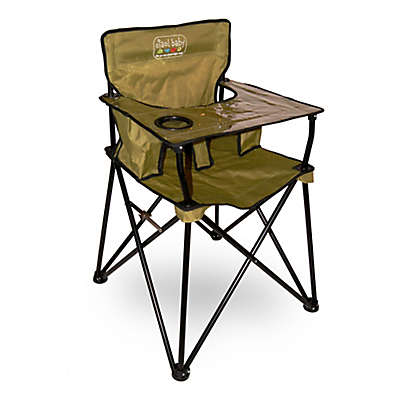 ciao! baby™ Portable High Chair in Sage