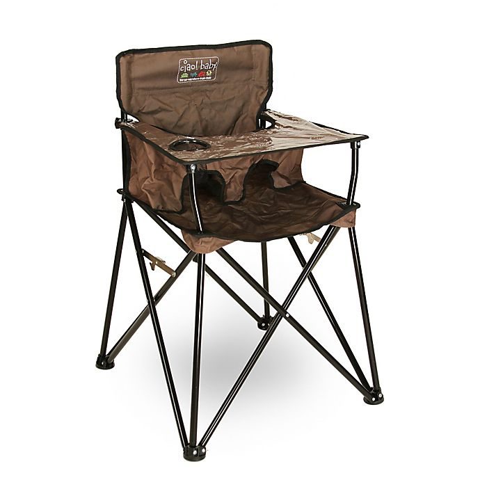 Incredible Ciao Baby Portable High Chair In Chocolate Brown Gmtry Best Dining Table And Chair Ideas Images Gmtryco