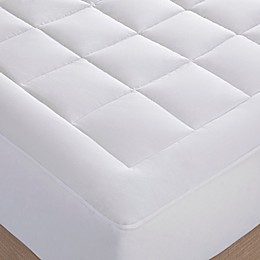 Sleep Philosophy™ Stanton Luxury 1000-Thread-Count Cotton Mattress Pad in White