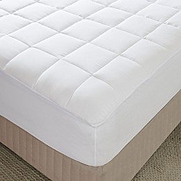 Sleep Philosophy Highline 3M Microfiber Mattress Pad in White