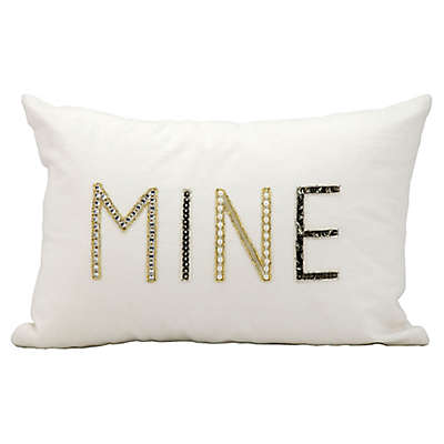 kathy ireland Home® by Nourison Mine Oblong Throw Pillow