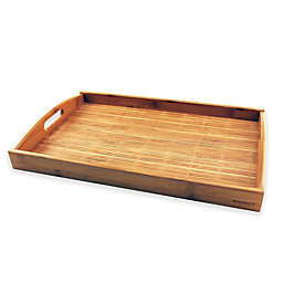 BergHOFF® Bamboo 17.5-Inch Rectangular Serving Tray