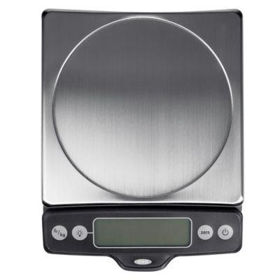 Oxo Good Grips 174 11 Lb Food Scale Bed Bath Amp Beyond
