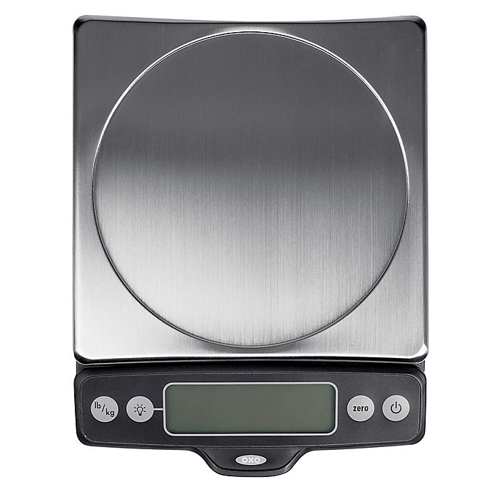 Alternate image 1 for OXO Good Grips® 11-LB. Food Scale