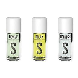 Stadler Form 3-Piece Refresh, Revive, Relax Essential Oils Set