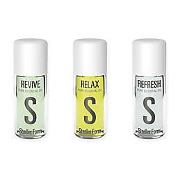 Stadler Form 3-Piece Refresh, Revive, Relax Essential Oils Set