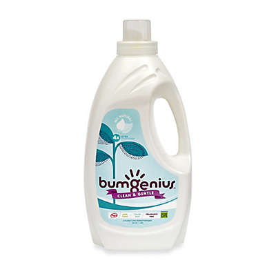 bumGenius™ 64 oz. All Natural Laundry Detergent in Clean & Gentle