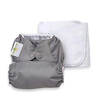 bumGenius™ 5.0 One-Size Original Pocket Snap Cloth Diaper in Armadillo
