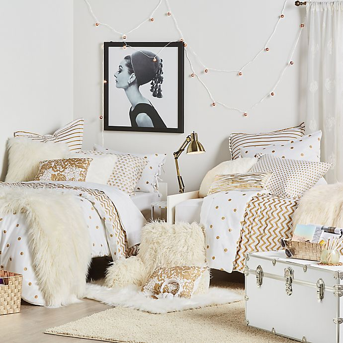 Glam It Up Anthology Gold Glam Bed Bath And Beyond Canada