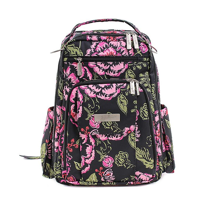 Alternate image 1 for Ju-Ju-Be® Be Right Back Diaper Backpack in Blooming Romance