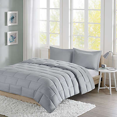 Intelligent Design Avery Reversible Comforter Set