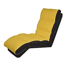 Terzo Lounger in Yellow