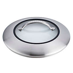 Scanpan® CTX 12.75-Inch Steel/Glass Lid