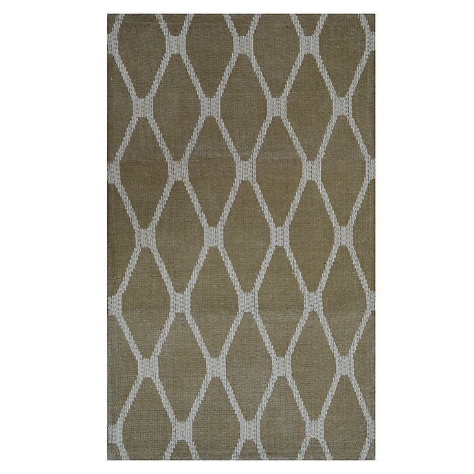 Alternate image 1 for Tapestry 2-Foot 6-Inch x 4-Foot Accent Rug in Sand
