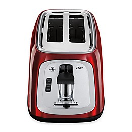 Oster® 2-Slice Extra Wide Toaster in Red